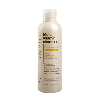 The Cosmetic Republic Multi Vitamin Shampoo