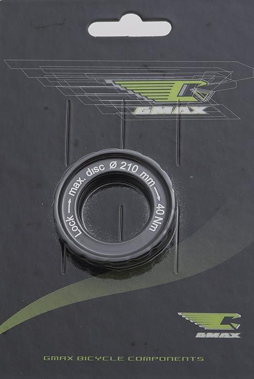 GMAX bicicleta componentes | Centro Anillo de bloqueo para eje de ...