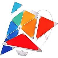 Nanoleaf Aurora Rhythm Music Syncing Smarter Kit, 2 W, White