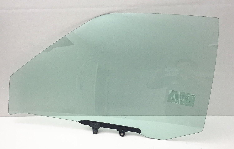 NAGD for 2006-2010 Hyundai Sonata 4 Door Sedan Driver//Left Side Rear Door Window Replacement Glass