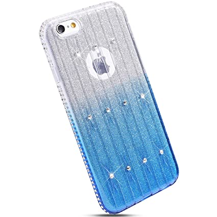 Ysimee Compatible con Fundas iPhone 6 6S Estuches,Silicona ...