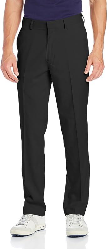 PGA TOUR Big Boys Flat Front Solid Pant