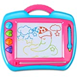 BeebeeRun Magnetic Drawing Board big magnetic board Erasable Scribble Board Drawing Toys for kid 3 years old Girls Boys Toys