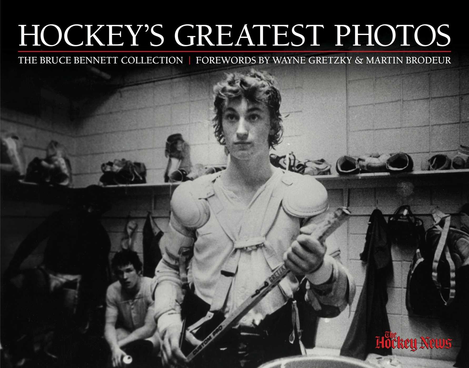 The Hockey News: Hockey's Greatest Photos: The Bruce Bennett Collection Text fb2 ebook