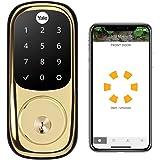 Yale Assure Lock Touchscreen, Wi-Fi Smart Lock - Works with the Yale Access App, Amazon Alexa, Google Assistant, HomeKit…