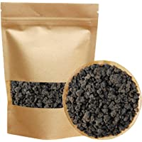Black Horticultural Lava Rock Soil Additive for Cacti Succulents Plants No Dyes or Chemicals 100% Pure Volcanic Rock 2…