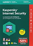 Kaspersky Lab Internet Security 1 Dispositivo 1 Anno