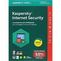 Kaspersky Lab KL1941T5AFS-8SATT Internet Security 2018 1 User Attach Deal  1 Year