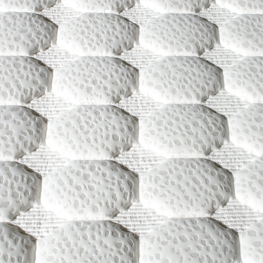 DAGOSTINO HOME DIAMANT 160x190x20 cm. - Viskoelastische Orthopädische & & & Kaltschaummatratze Härtegrad 3 (H3) - Reversible 0311e4