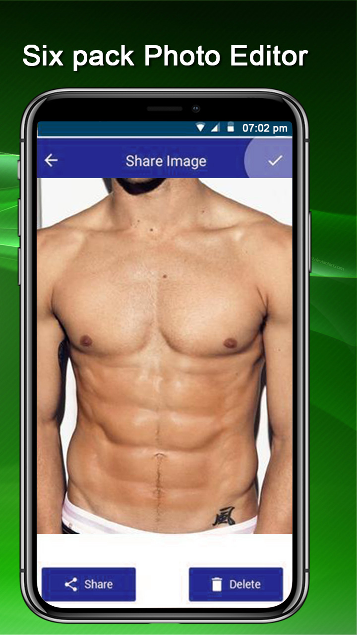 Six Pack Photo Editor: Amazon.es: Appstore para Android