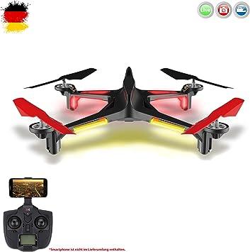 Drohne,Hubschrauber 4.5 Kanal RC ferngesteuerter FPV Quadcopter mit Wifi Kamera