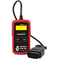 Veepeak OBD2 Scanner Automotive OBD II Diagnostic Scan Tool Code Reader for Check Engine Light, Read & Clear Trouble Codes for OBD II/EOBD Compliant Vehicles