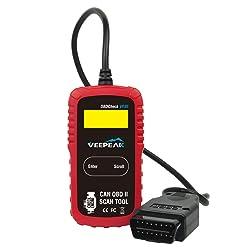 Veepeak OBD2 Scanner review