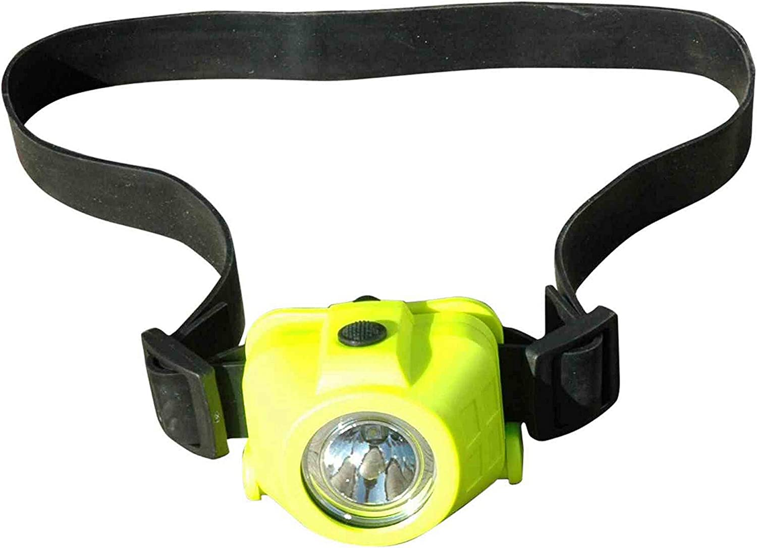 Explosion Proof Dual Function Headlight – Class 1 Division 1 Headlamp – High Low Spot Beams