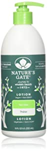 Natures Gate Lotion Therapy Ttree
