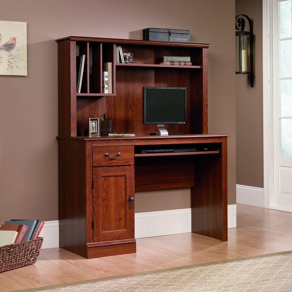 Sauder Camden County (Computer-Schreibtisch mit geschlossenen Aufbewahrung