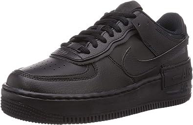 Amazon Com Nike Womens Nswaf1 Af1 Womens Ci0919 001 Shoes Nike kids air force 1 (gs) white/white/white basketball shoe 5.5 kids us. nike womens nswaf1 af1 womens ci0919 001