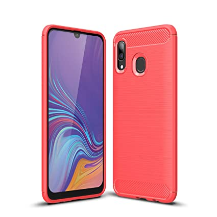 Amazon.com: FanTings Case for Samsung Galaxy A40, Anti-Slip ...