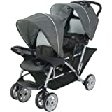 Amazon Com Baby Trend Sit N Stand Double Stroller