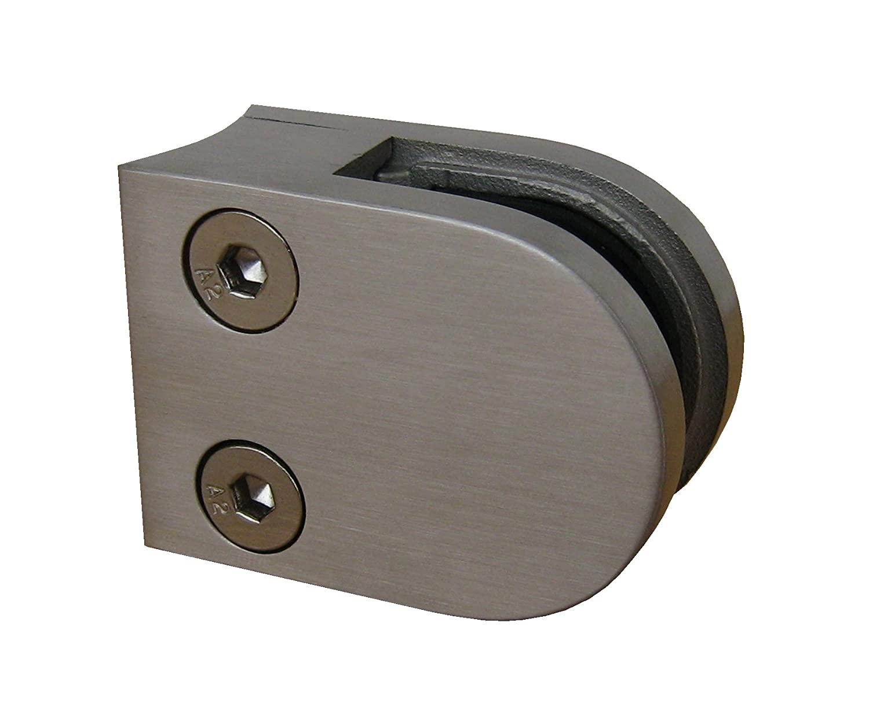 Pmc Acero Inoxidable inox V2 A para tubo de 42,4 mm Pinza de ...
