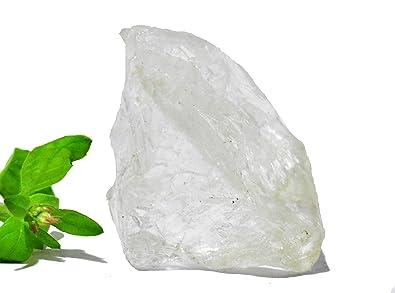 Raw Rough Stone - Satyaloka Quartz 500 gm Perfect for