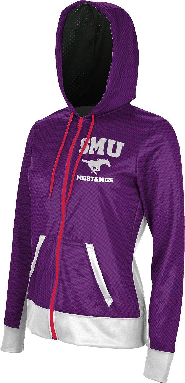 School Spirit Sweatshirt Embrace Southern Methodist University Girls Zipper Hoodie