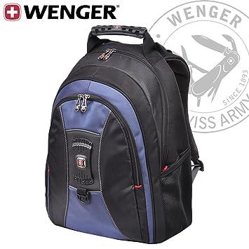 Swiss Gear Teton Backpack - Mochila para portátil Azul by Wenger: Amazon.es: Electrónica