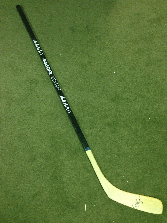 Autographed Signed Teemu Selanne Ducks Full Size Hockey Stick JSA Authentic
