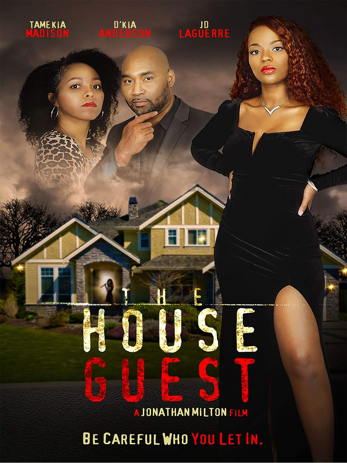 The House Guest on Amazon Prime Video UK