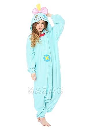 Japan Official Disney Onesie Lilo u0026 Stitch Scrump Kigurumi Pajamas Scrump Costume Cosplay  sc 1 st  Amazon UK & Japan Official Disney Onesie Lilo u0026 Stitch Scrump Kigurumi Pajamas ...