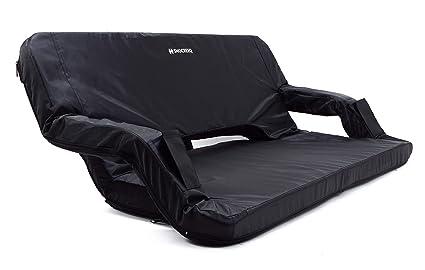 Amazon Com Snocreeq Portable Double Seater 2 Person Reclining