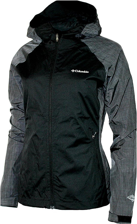 Columbia Womens Hot Thought II Athletic Waterproof Omni Heat Shell Jacket