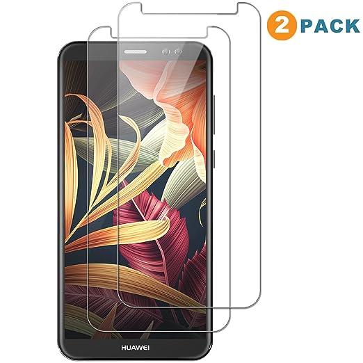 5 opinioni per [2-Pack] Pellicola Huawei Mate 10 Lite, ViViSun Protezioni Schermo 9H 2.5D