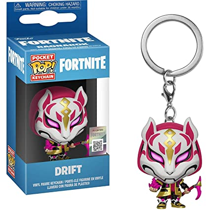 Amazon.com: Funko Drift: Fortnite x Pocket POP! Mini-Figural ...