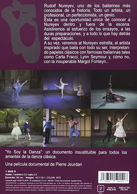 Amazon.com: Yo Soy La Danza: Movies & TV