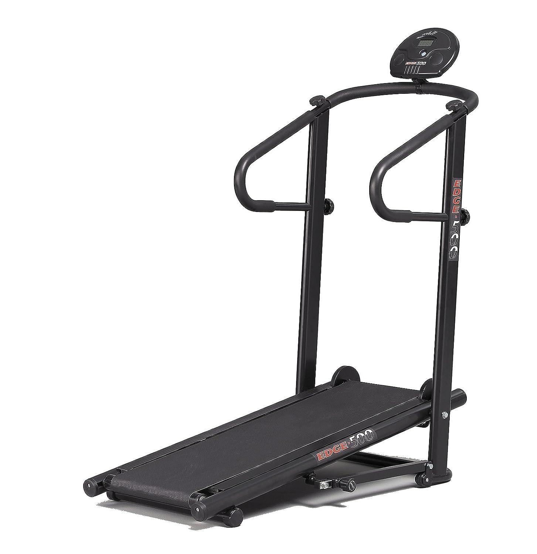 Amazon.com : Edge 500 Manual Treadmill : Exercise Treadmills : Sports &  Outdoors