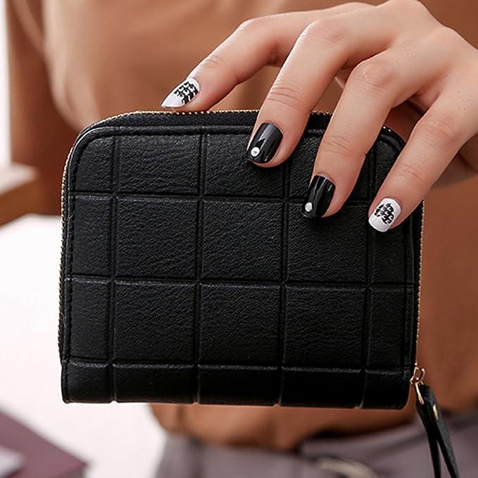Amazon.com: Carteras 2017 Womens Purse Card Holder Women Small Wallet Zipper Clutch Coin Purse Female Bag Portefeuille Femme: Home & Kitchen