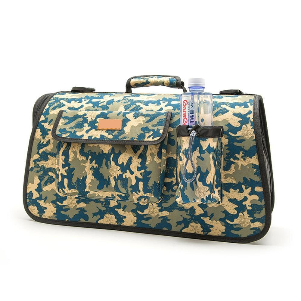 A 452127cmDaeou Pet Backpack Small Portable Adjustable Handbag