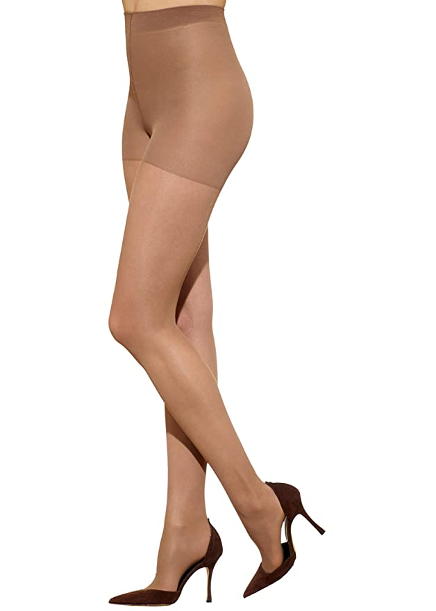 392c51610 Silkies Sheer ReNu Therapeutic Support Pantyhose with Graduated Compression  at Amazon Women s Clothing store