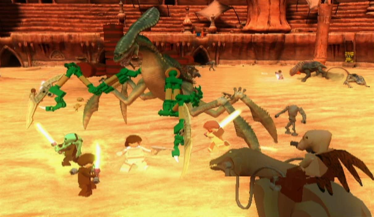 Lego star wars iii the clone wars vehicle info - Amazon Com Lego Star Wars Iii The Clone Wars Nintendo Wii Lucasarts Ent Video Games