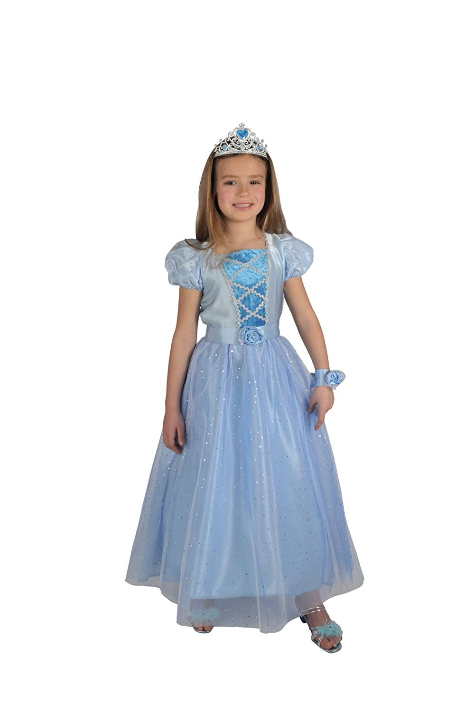Framboise et Compagnie 59438AMZ - Disfraz de princesa para niña (8 ...