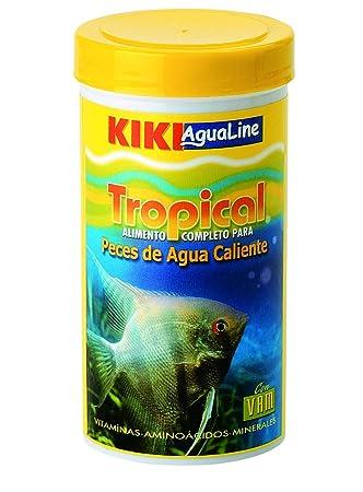 Kiki AguaLine Tropical para Peces de Agua Caliente (1000 ML)