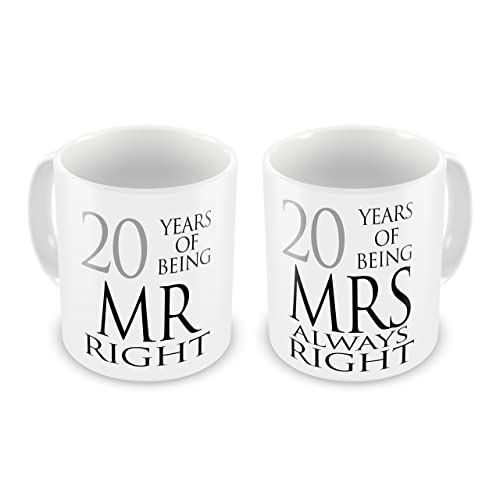 Twentieth Wedding Anniversary Gift: 20th Wedding Anniversary Gifts: Amazon.co.uk