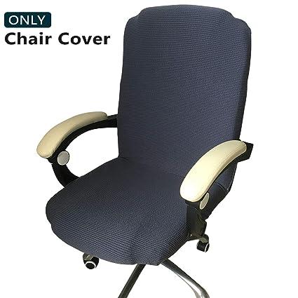 Meloshow - Funda para silla de oficina - universal elástica ...
