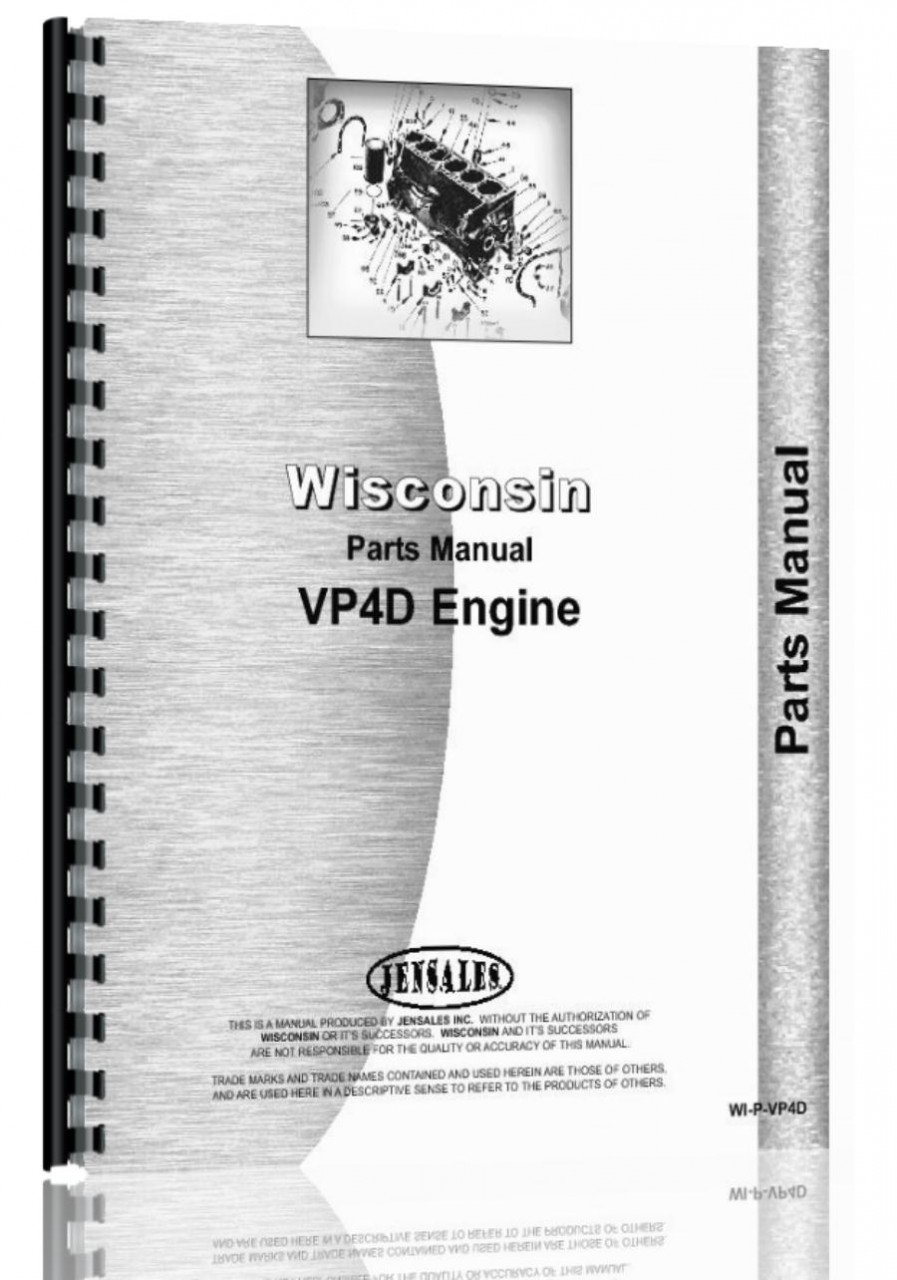 Wisconsin Engine Parts Diagram | Wiring Library