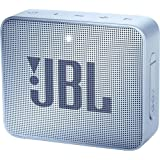 JBL GO 2 Portable Bluetooth Waterproof Speaker (Cyan)