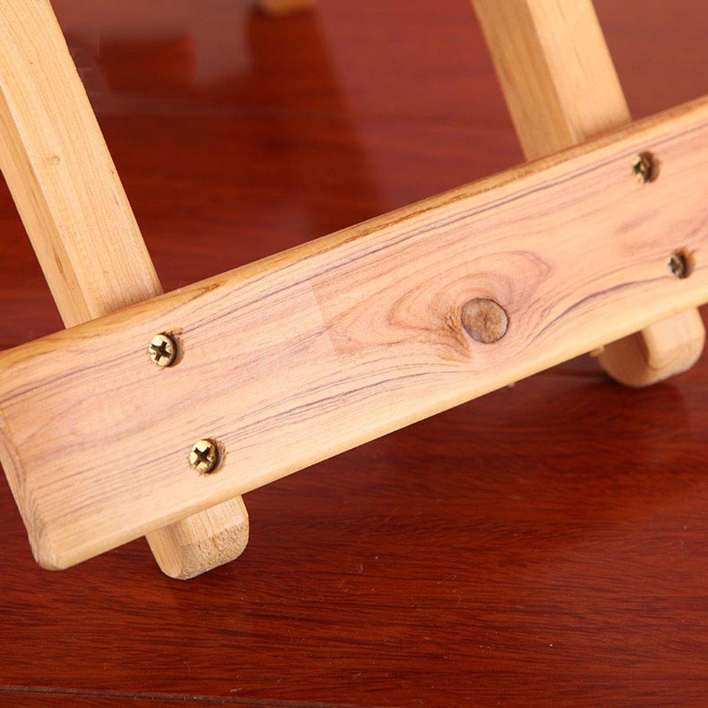 Folding Stool, Folding Small Bench, Solid Wood Stool, Non-plastic Stool, Fishing Stool, Children's Stool by PM-Folding Stools (Image #5)