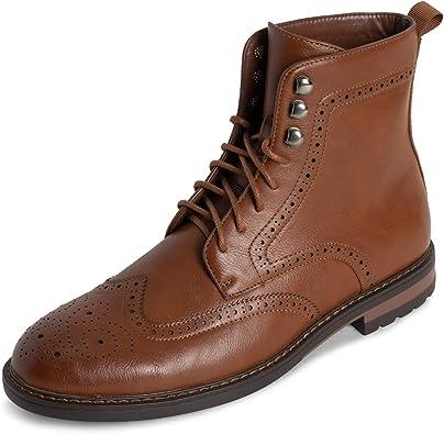 Queensberry London Mens Shoe Boots