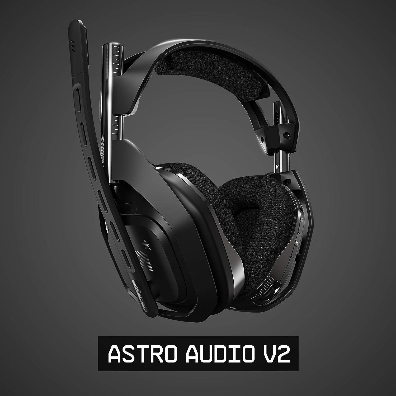 Astro Gaming A50 Auriculares inalámbricos + Estación base, Cuarta ...