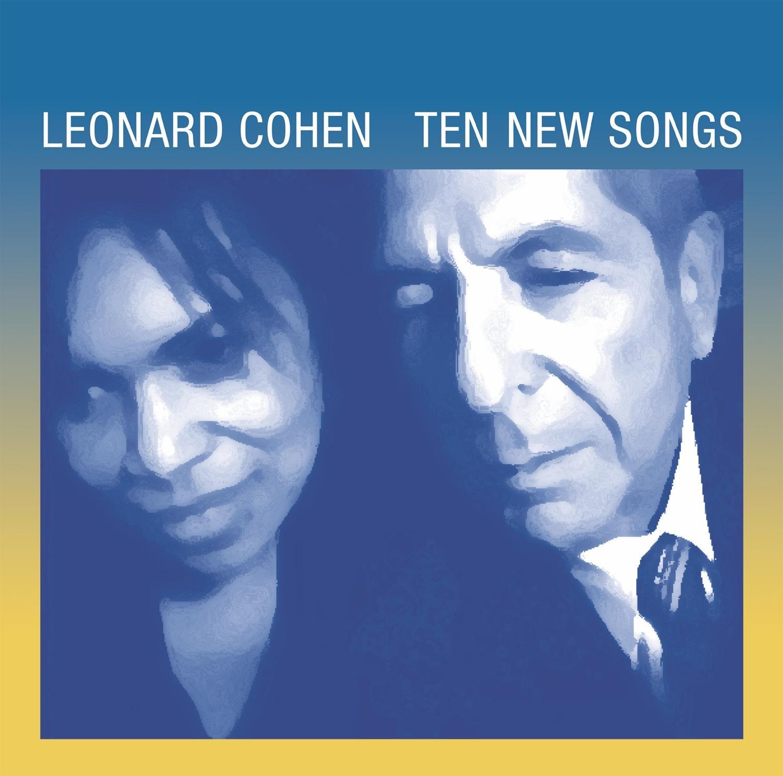 CD : Leonard Cohen - Ten New Songs (CD)